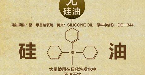洗发水里的硅油到底是个什么东东?无硅油洗发水真的好吗?